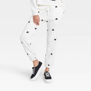 Mickey Mouse icon joggers